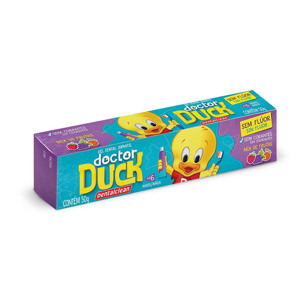 DOCTOR DUCK 50g S/ FLÚOR